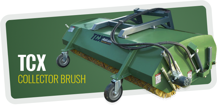 TCX Collector Brush